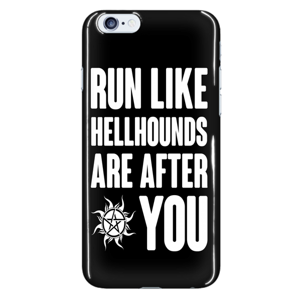 Run like Hellhounds are after you - phonecover - Phone Cases - Supernatural-Sickness - 7