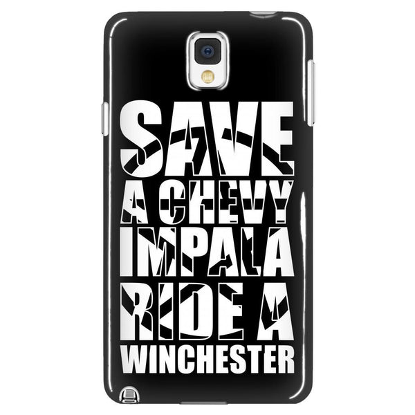 Save A Chevy Impala - Phonecover - Phone Cases - Supernatural-Sickness - 1