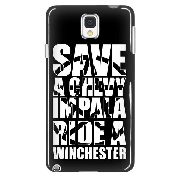 Save A Chevy Impala - Phonecover - Phone Cases - Supernatural-Sickness - 2