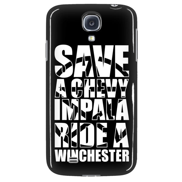 Save A Chevy Impala - Phonecover - Phone Cases - Supernatural-Sickness - 3