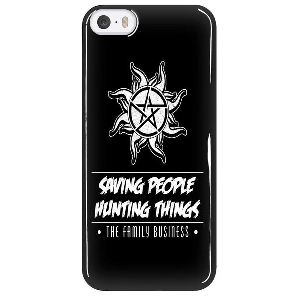 Saving People Hunting Things - Phonecover - Phone Cases - Supernatural-Sickness - 5