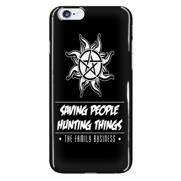 Saving People Hunting Things - Phonecover - Phone Cases - Supernatural-Sickness - 7