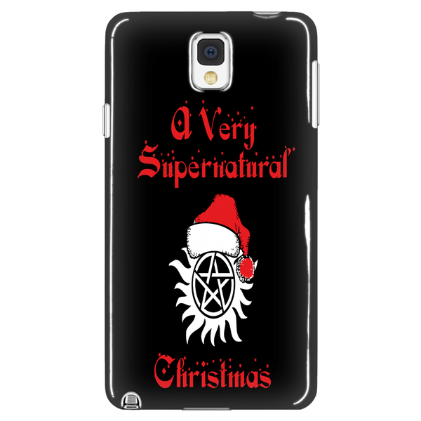 Supernatural Christmas - Phonecover - Phone Cases - Supernatural-Sickness - 1