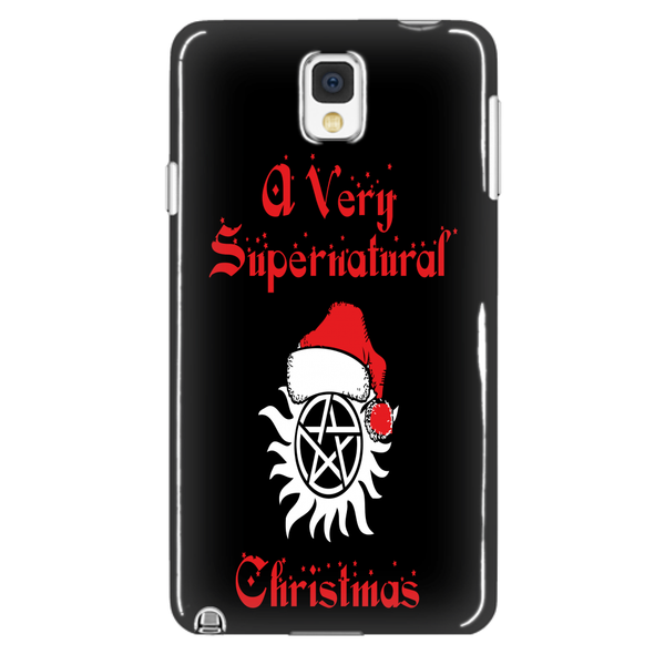 Supernatural Christmas - Phonecover - Phone Cases - Supernatural-Sickness - 2
