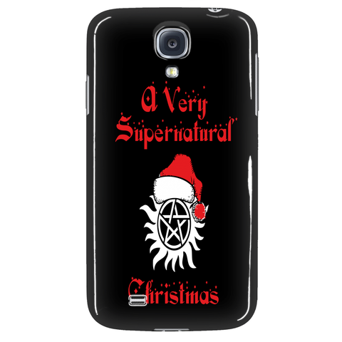 Supernatural Christmas - Phonecover - Phone Cases - Supernatural-Sickness - 3