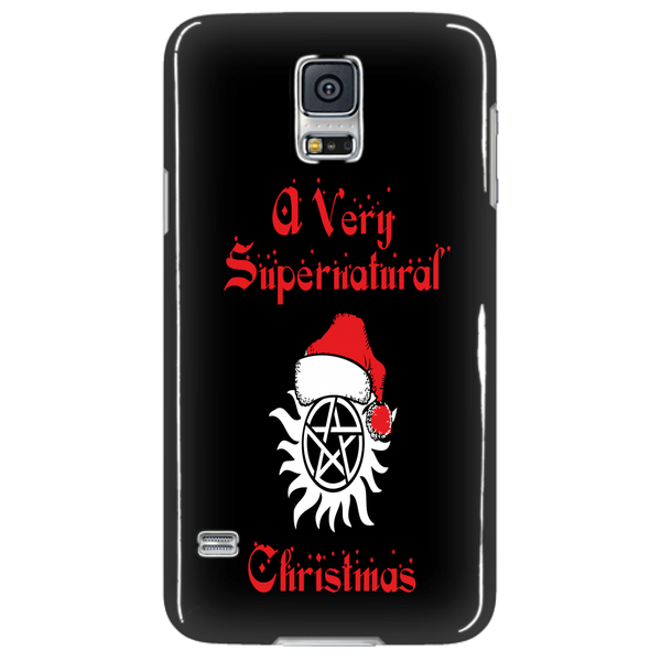 Supernatural Christmas - Phonecover - Phone Cases - Supernatural-Sickness - 4