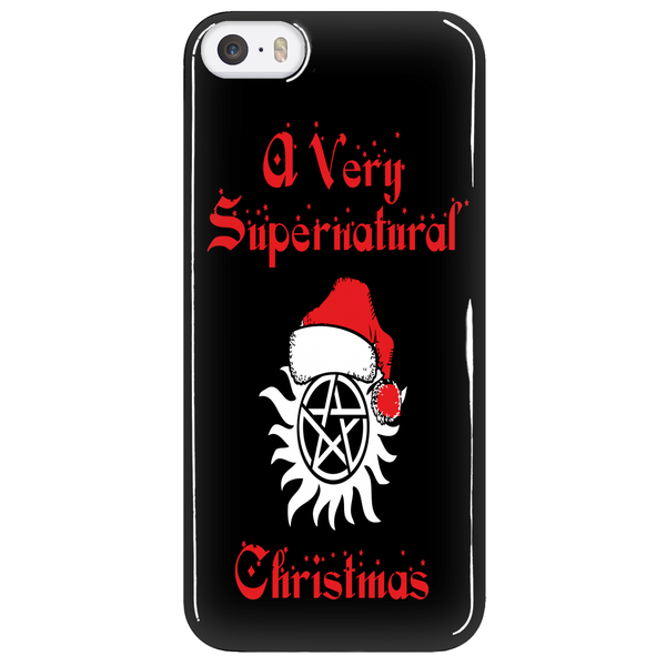 Supernatural Christmas - Phonecover - Phone Cases - Supernatural-Sickness - 5