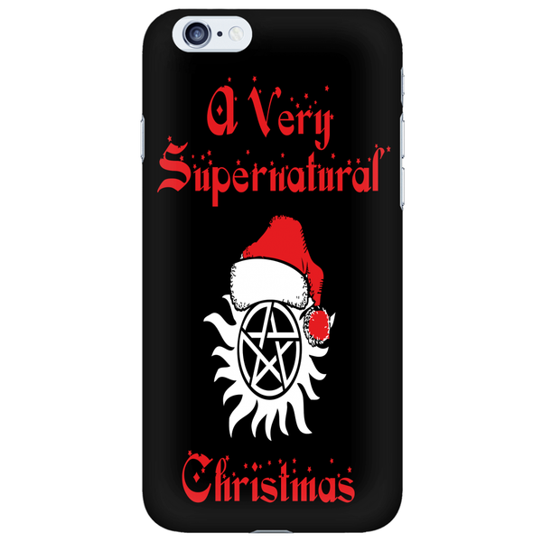 Supernatural Christmas - Phonecover - Phone Cases - Supernatural-Sickness - 6