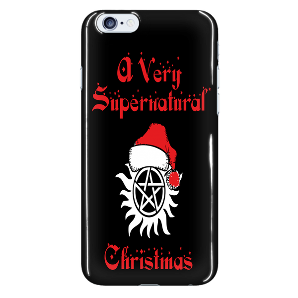 Supernatural Christmas - Phonecover - Phone Cases - Supernatural-Sickness - 7