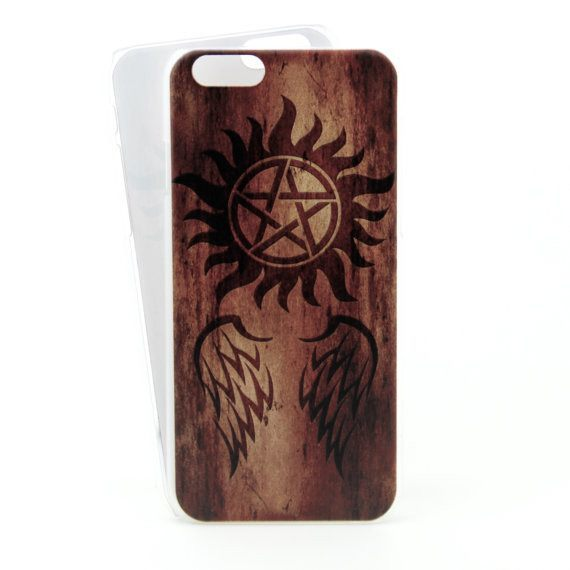 Supernatural Inspired Phone Cases - Angels and Demons - Phone Cases - Supernatural-Sickness - 1
