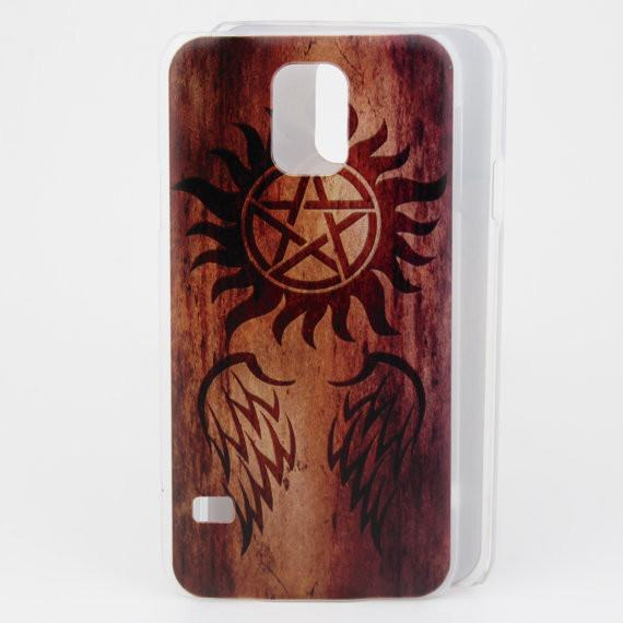 Supernatural Inspired Phone Cases - Angels and Demons - Phone Cases - Supernatural-Sickness - 2
