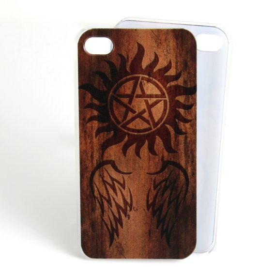 Supernatural Inspired Phone Cases - Angels and Demons - Phone Cases - Supernatural-Sickness - 4