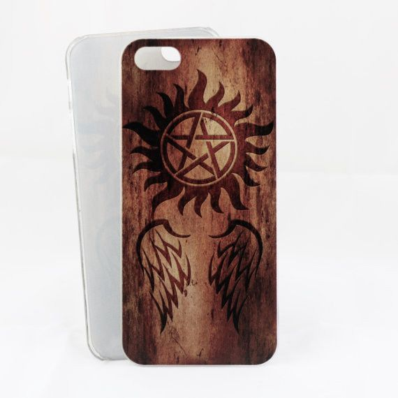 Supernatural Inspired Phone Cases - Angels and Demons - Phone Cases - Supernatural-Sickness - 5