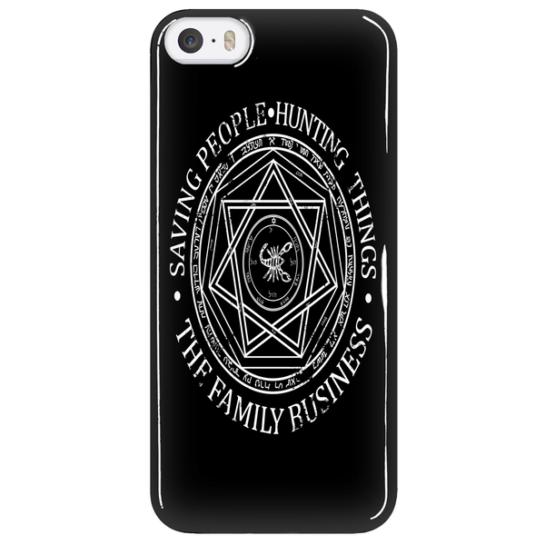 The Family Business - Phonecover - Phone Cases - Supernatural-Sickness - 7