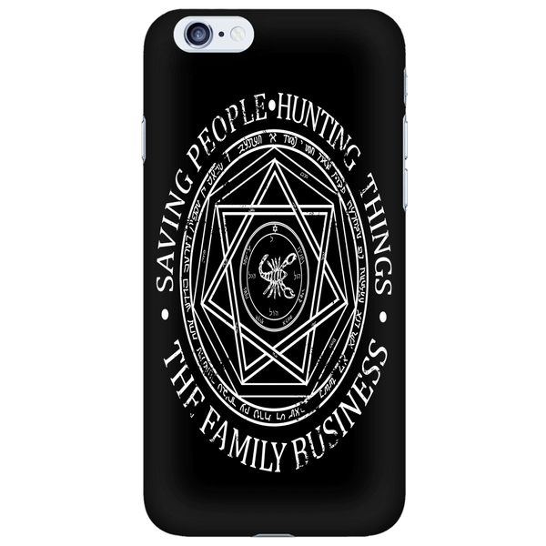 The Family Business - Phonecover - Phone Cases - Supernatural-Sickness - 6