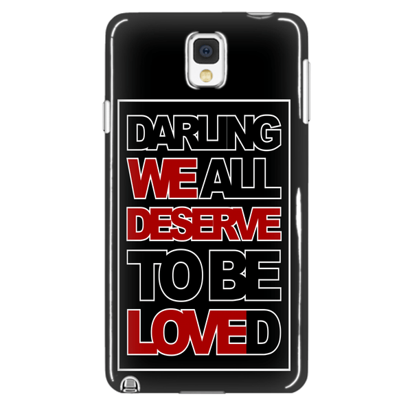 We All Deserve To Be Loved - Phonecover - Phone Cases - Supernatural-Sickness - 2