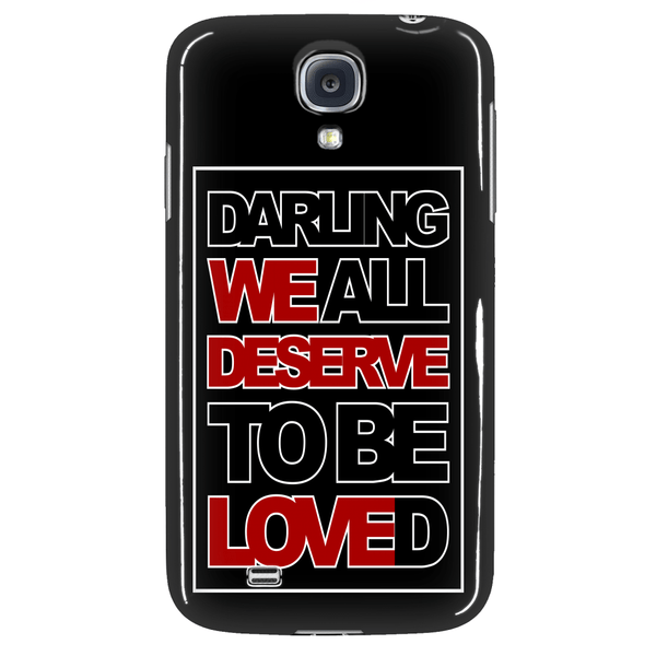 We All Deserve To Be Loved - Phonecover - Phone Cases - Supernatural-Sickness - 3