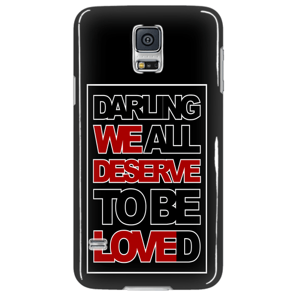 We All Deserve To Be Loved - Phonecover - Phone Cases - Supernatural-Sickness - 4