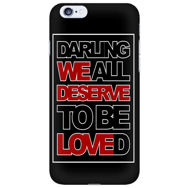 We All Deserve To Be Loved - Phonecover - Phone Cases - Supernatural-Sickness - 6