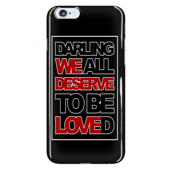 We All Deserve To Be Loved - Phonecover - Phone Cases - Supernatural-Sickness - 7