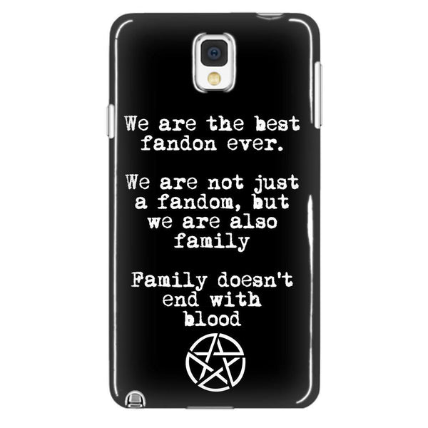 We are the best fandom ever - Phonecover - Phone Cases - Supernatural-Sickness - 2