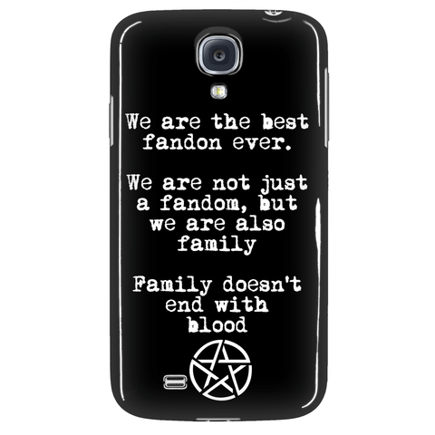 We are the best fandom ever - Phonecover - Phone Cases - Supernatural-Sickness - 3