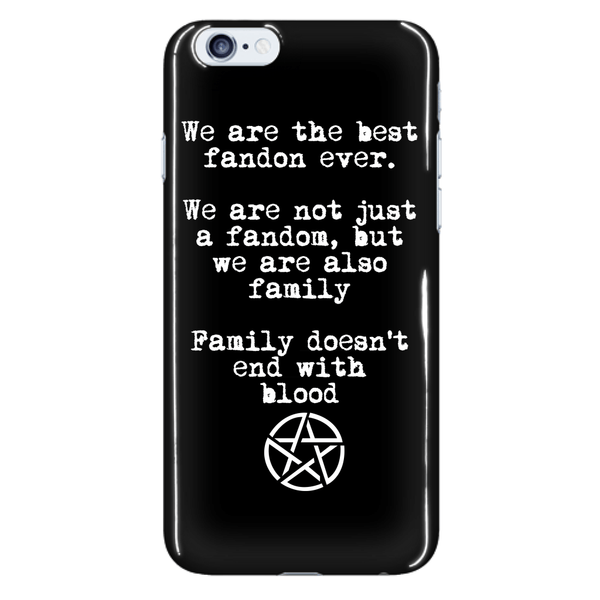 We are the best fandom ever - Phonecover - Phone Cases - Supernatural-Sickness - 7