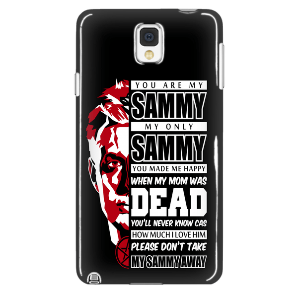 You Are My Sammy - Phonecover - Phone Cases - Supernatural-Sickness - 2