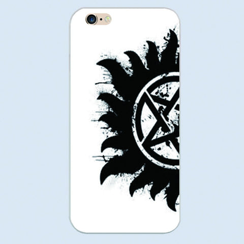 Anti Possession Iphone Covers (Free Shipping) - Phone Cover - Supernatural-Sickness - 1