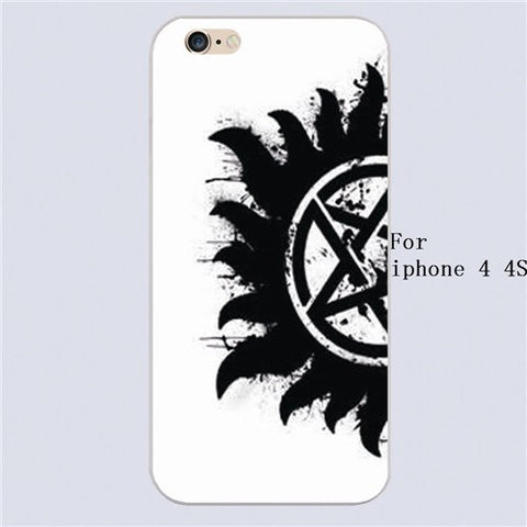 Anti Possession Iphone Covers (Free Shipping) - Phone Cover - Supernatural-Sickness - 2