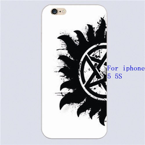 Anti Possession Iphone Covers (Free Shipping) - Phone Cover - Supernatural-Sickness - 3