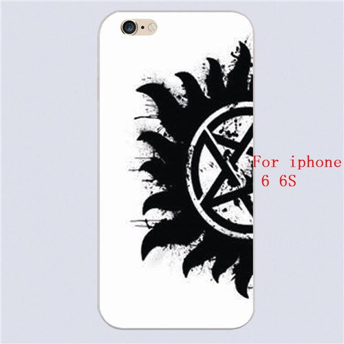 Anti Possession Iphone Covers (Free Shipping) - Phone Cover - Supernatural-Sickness - 5
