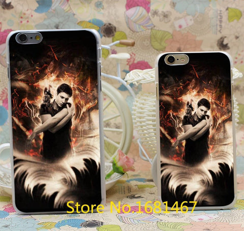 Castiel Iphone Covers (Free Shipping) - Phone Cover - Supernatural-Sickness - 1