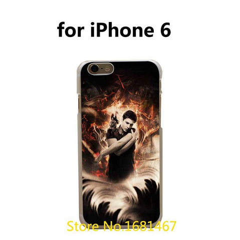 Castiel Iphone Covers (Free Shipping) - Phone Cover - Supernatural-Sickness - 2