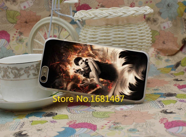 Castiel Iphone Covers (Free Shipping) - Phone Cover - Supernatural-Sickness - 4