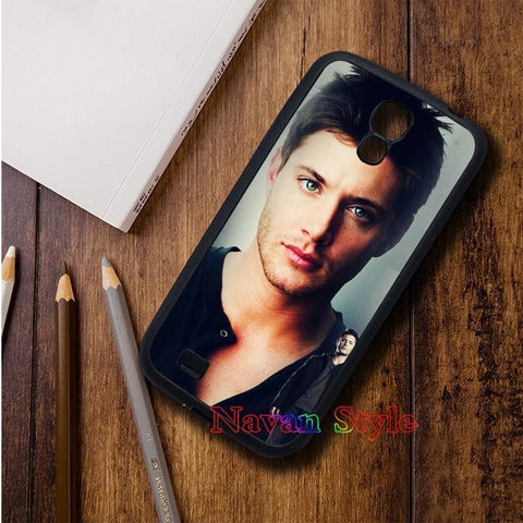 Jensen Ackles Supernatural Samsung Phone Covers - Phone Cover - Supernatural-Sickness