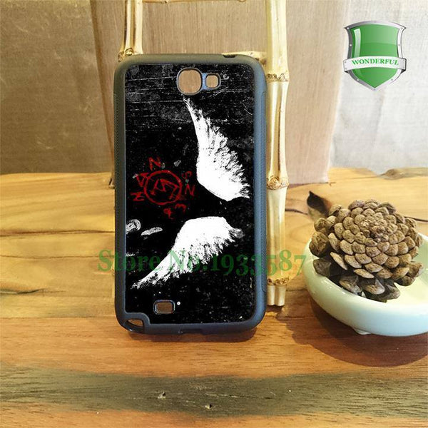 Supernatural Angel Wings Samsung Phone Covers - Phone Cover - Supernatural-Sickness - 1