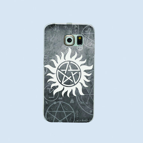 Supernatural Anti Possesion Samsung Galaxy Phone Covers (Free Shipping) - Phone Cover - Supernatural-Sickness