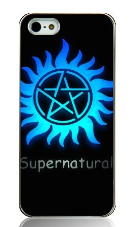 Supernatural Anti Possession Iphone Cover (Free Shipping) - Phone Cover - Supernatural-Sickness - 1