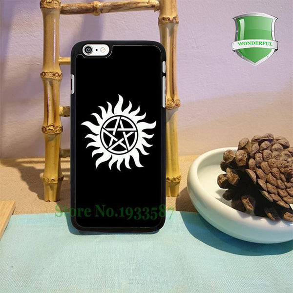 Supernatural Anti Possession Iphone Covers (Free Shipping) - Phone Cover - Supernatural-Sickness - 1