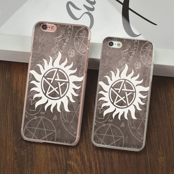 Supernatural Anti Possession Iphone Covers (Free Shipping) - Phone Cover - Supernatural-Sickness - 2
