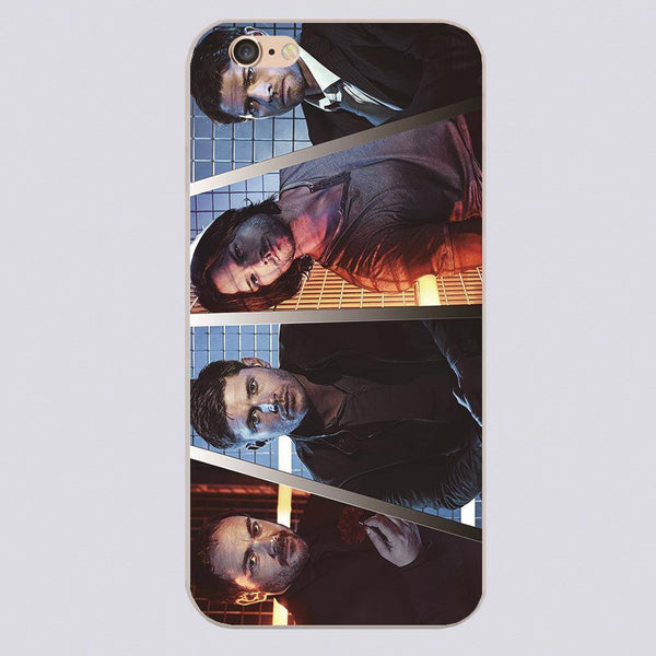 Supernatural Cast Design Iphone Covers (Free Shipping) - Phone Cover - Supernatural-Sickness - 1