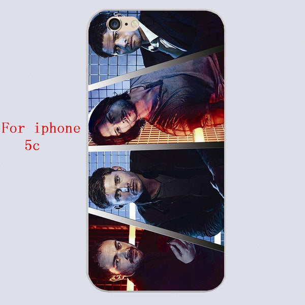 Supernatural Cast Design Iphone Covers (Free Shipping) - Phone Cover - Supernatural-Sickness - 4