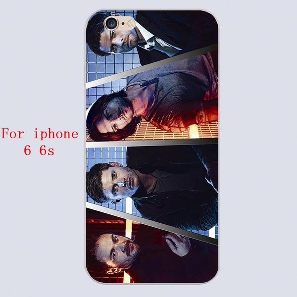 Supernatural Cast Design Iphone Covers (Free Shipping) - Phone Cover - Supernatural-Sickness - 6