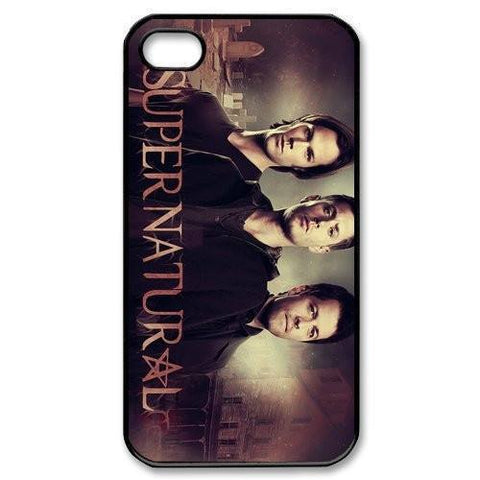 Supernatural Dean Sam Cas Iphone Covers - Phone Cover - Supernatural-Sickness - 1