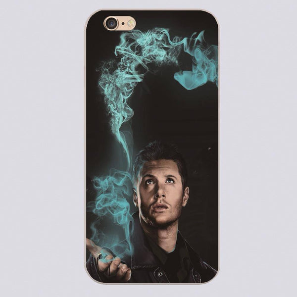 Supernatural Dean Winchester Iphone Covers (Free Shipping) - Phone Cover - Supernatural-Sickness - 1