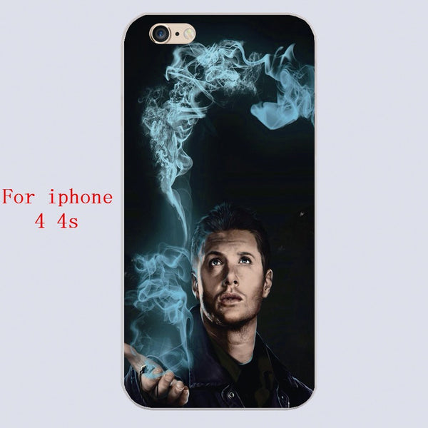 Supernatural Dean Winchester Iphone Covers (Free Shipping) - Phone Cover - Supernatural-Sickness - 2
