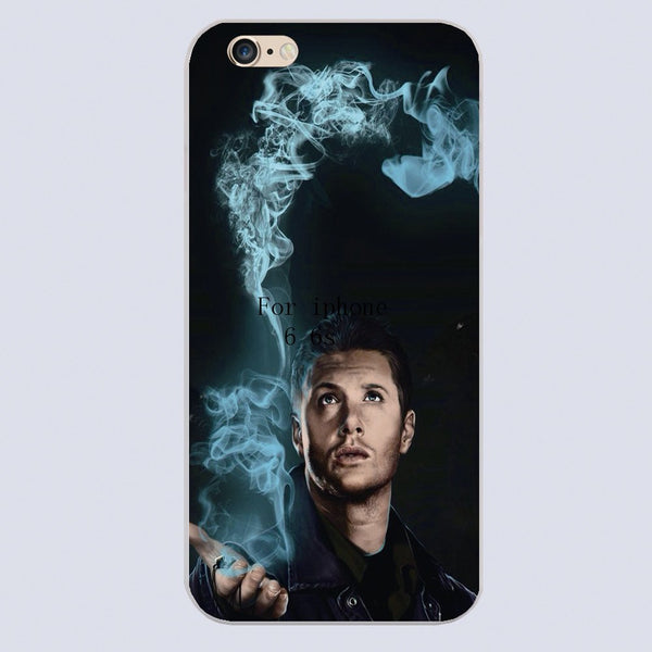Supernatural Dean Winchester Iphone Covers (Free Shipping) - Phone Cover - Supernatural-Sickness - 5