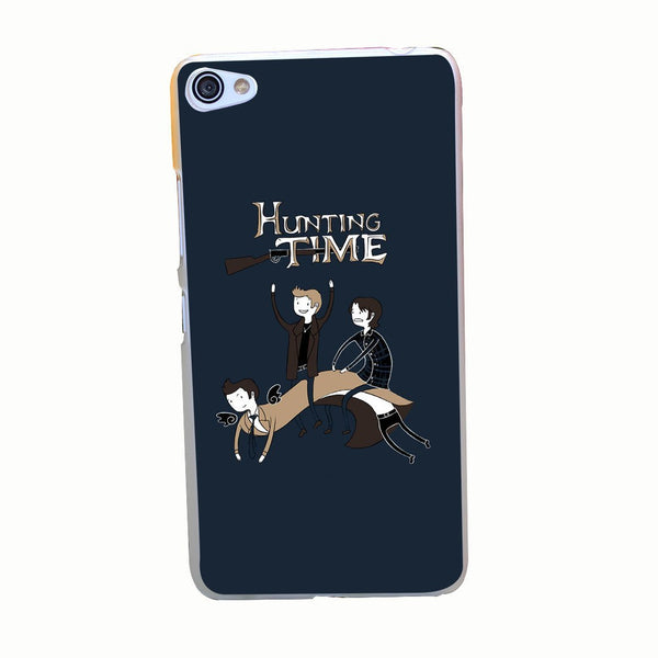 Supernatural Hunting Time Lenovo Phone Covers (Free Shipping) - Phone Cover - Supernatural-Sickness - 1