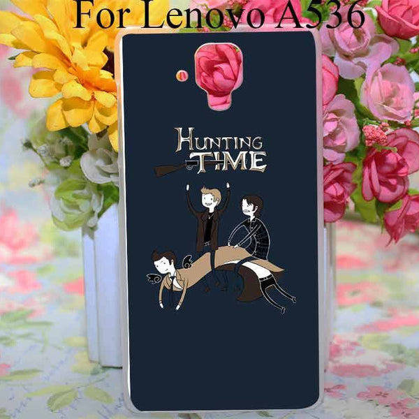 Supernatural Hunting Time Lenovo Phone Covers (Free Shipping) - Phone Cover - Supernatural-Sickness - 5